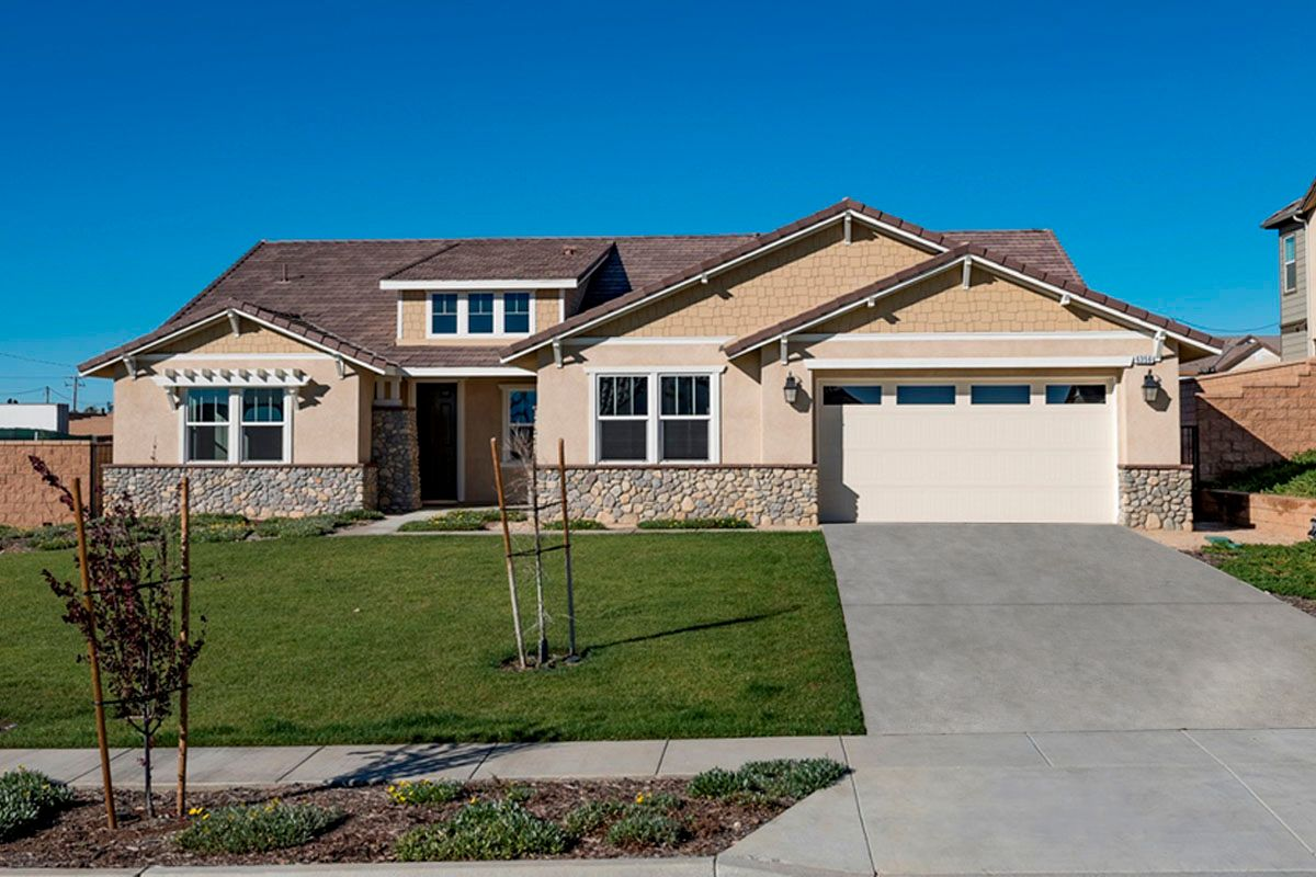 Single Family for Sale at Residence 3381 6356 Bastille Ct. Rancho Cucamonga, California 91739 United States