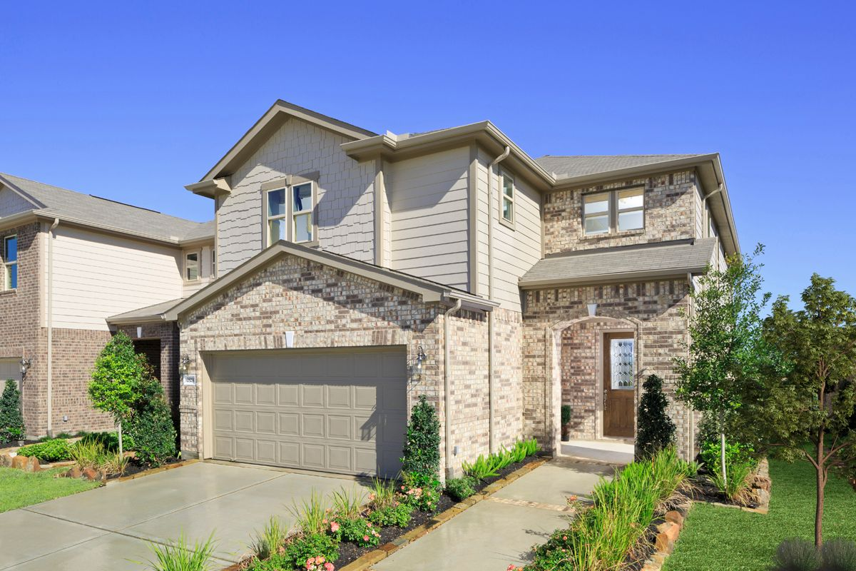 New Construction Homes In Katy Tx