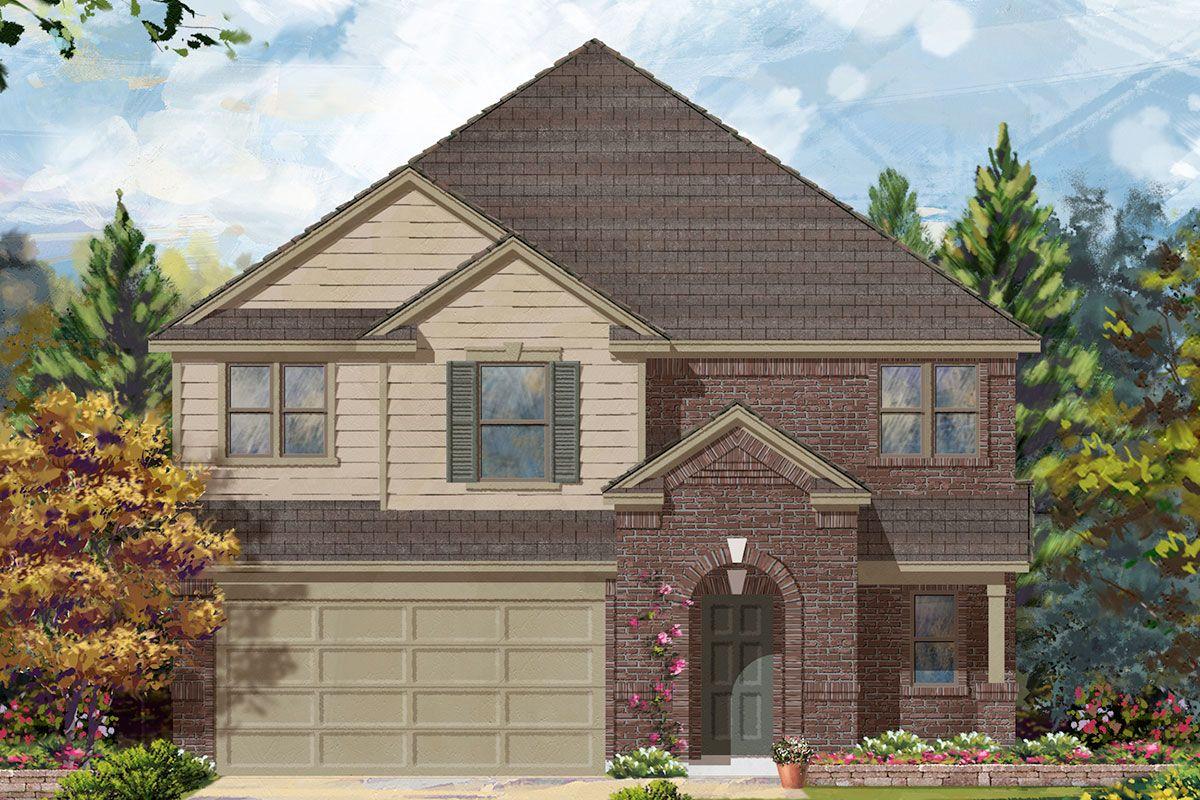 Single Family for Sale at Rivergrove - Plan 2372 20665 W Lake Houston Pkwy Kingwood, Texas 77346 United States