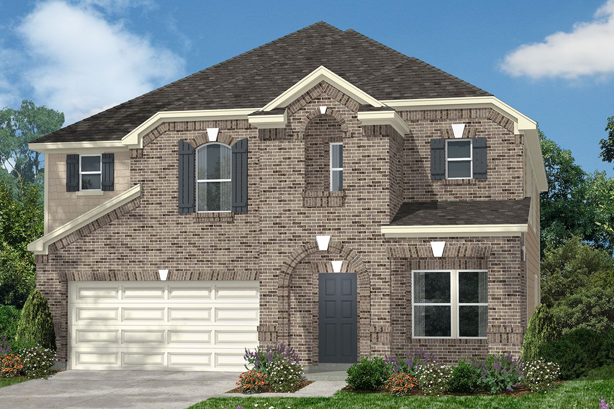 New Construction Homes In Kingwood Tx
