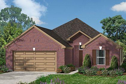 Single Family for Sale at Rivergrove - Plan 1836 20665 W Lake Houston Pkwy Kingwood, Texas 77346 United States