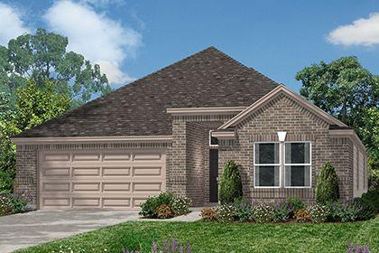 Single Family for Sale at Rivergrove - Plan 2130 20665 W Lake Houston Pkwy Kingwood, Texas 77346 United States