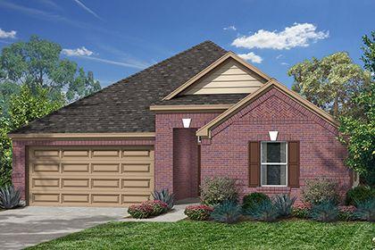 Single Family for Sale at Rivergrove - Plan 2314 Modeled 20665 W Lake Houston Pkwy Kingwood, Texas 77346 United States