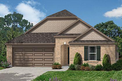Single Family for Sale at Rivergrove - Plan 2398 20665 W Lake Houston Pkwy Kingwood, Texas 77346 United States