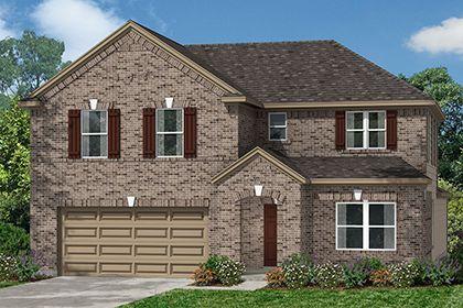 Single Family for Sale at Rivergrove - Plan 2715 20665 W Lake Houston Pkwy Kingwood, Texas 77346 United States