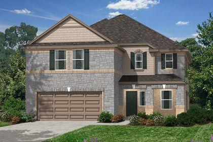 Single Family for Sale at Rivergrove - Plan 2936 20665 W Lake Houston Pkwy Kingwood, Texas 77346 United States