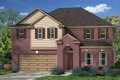 Single Family for Sale at Rivergrove - Plan 3028 Modeled 20665 W Lake Houston Pkwy Kingwood, Texas 77346 United States
