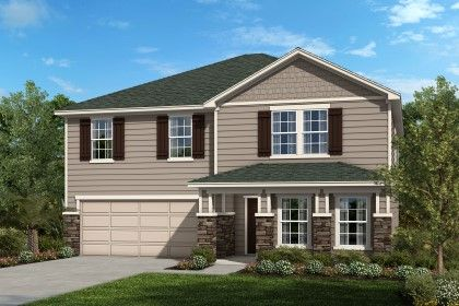 Kb home avery park the camden modeled 1382507 4 bedroom homes for sale in jacksonville fl