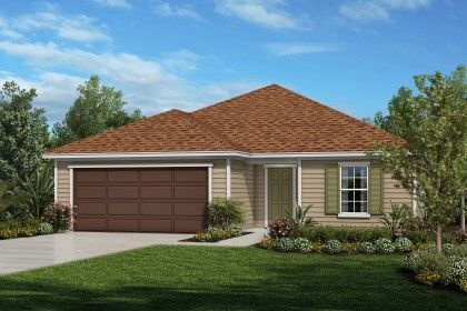 Single Family for Sale at Heron Isles - The Lennon 97476 Albatross Dr. Yulee, Florida 32097 United States