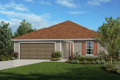 Single Family for Sale at The Hayden Modeled 97491 Albatross Drive Yulee, Florida 32097 United States
