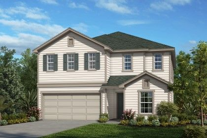Single Family for Sale at Heron Isles - The Kennedy 97476 Albatross Dr. Yulee, Florida 32097 United States