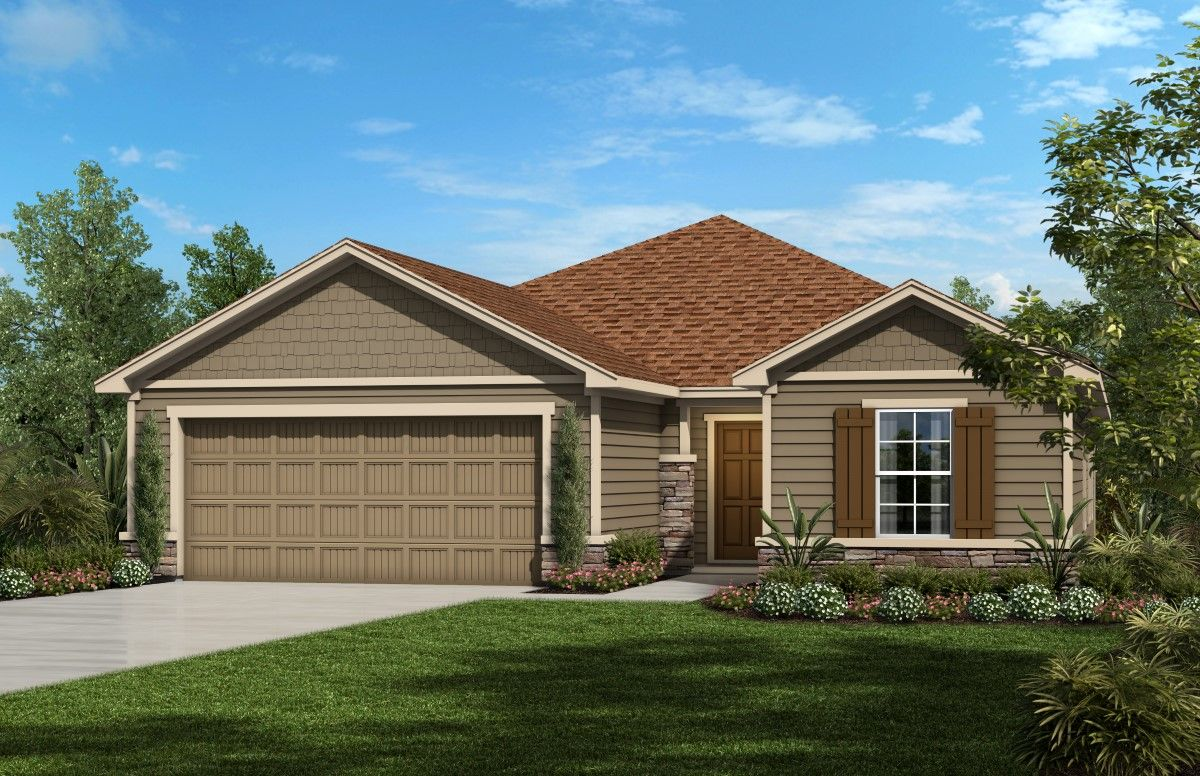 Single Family for Sale at The Captiva 97524 Albatross Drive Yulee, Florida 32097 United States