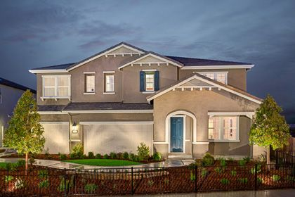Single Family for Sale at Legato At Westpark - Plan 4357 2040 Symphony Ave. Roseville, California 95747 United States