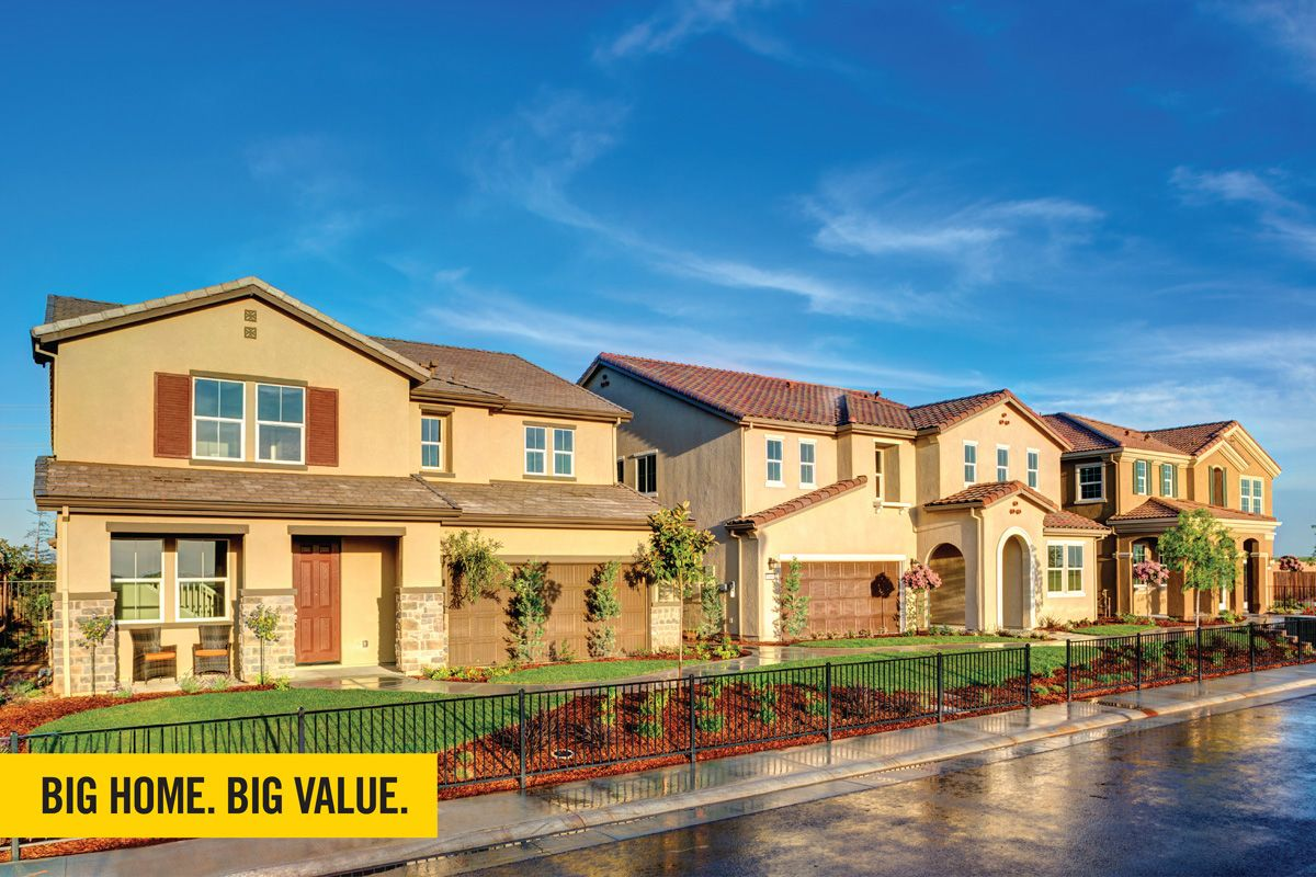 Aria At WestPark In Roseville CA 95747 New Homes Community By KB Home