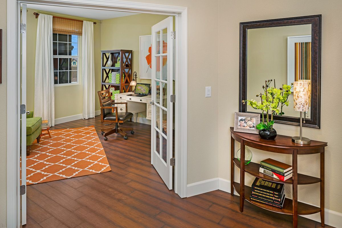 Aria At WestPark New Homes In Roseville CA By KB Home