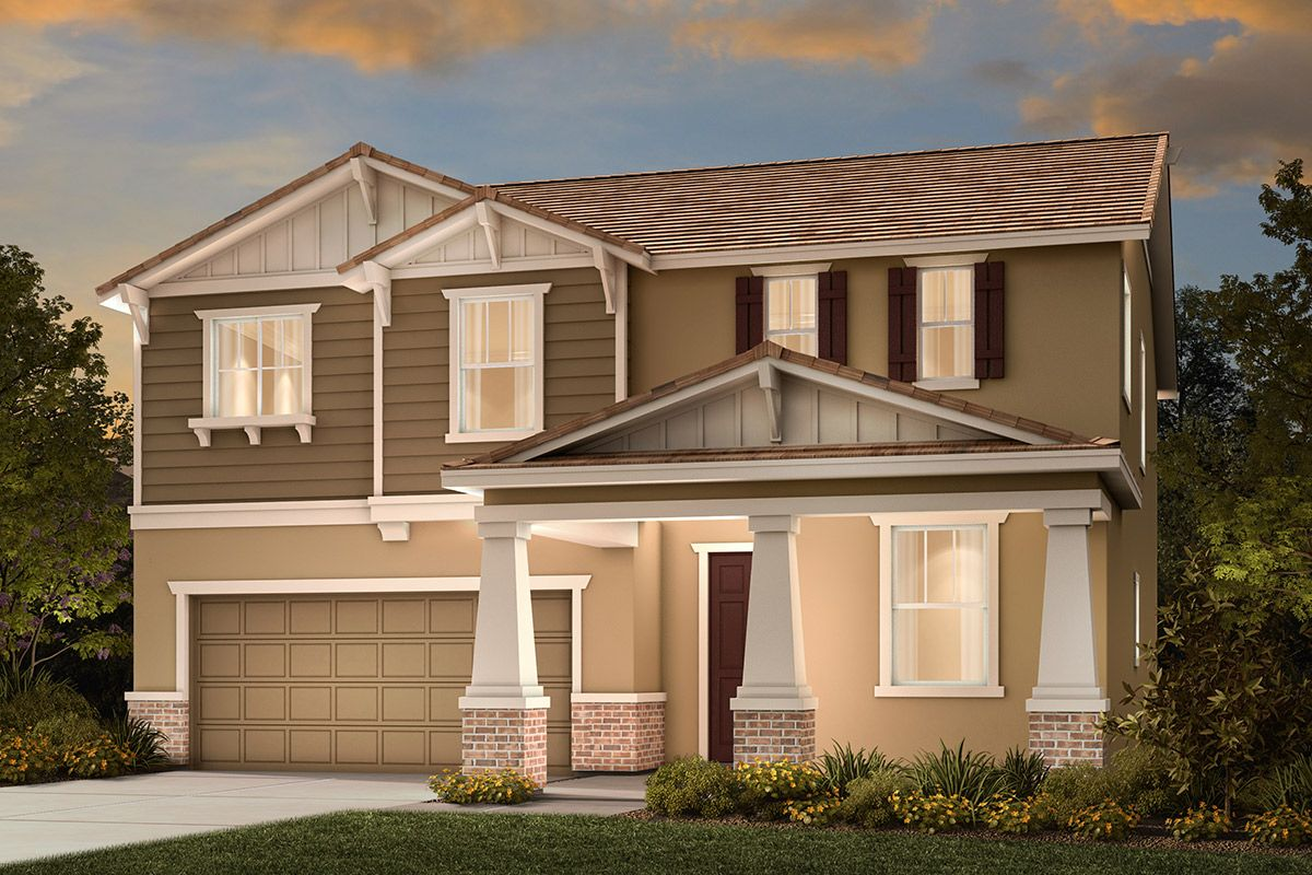 Single Family for Sale at Montevello - Plan 2376 Zaccaria Way And Riccardo Dr. Stockton, California 95212 United States