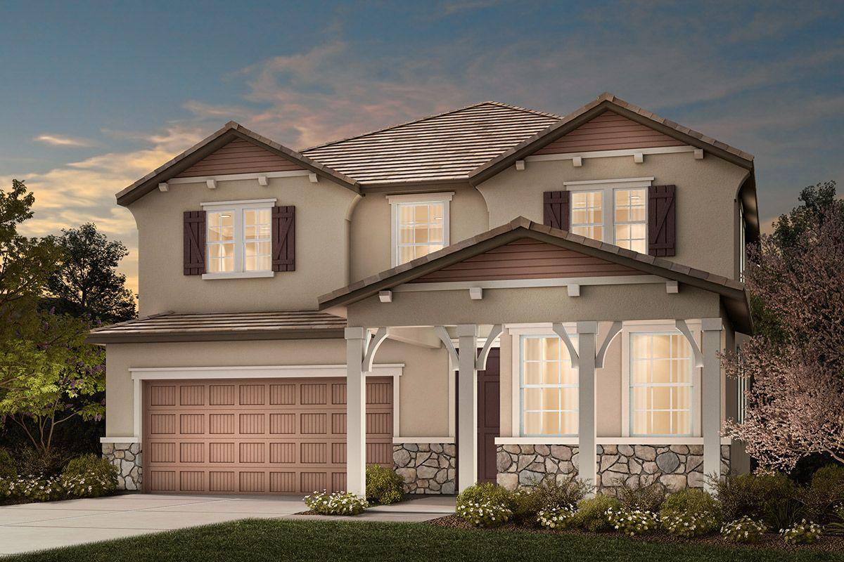 Single Family for Sale at Plan 2674 3164 Mc Cartney Way Stockton, California 95212 United States