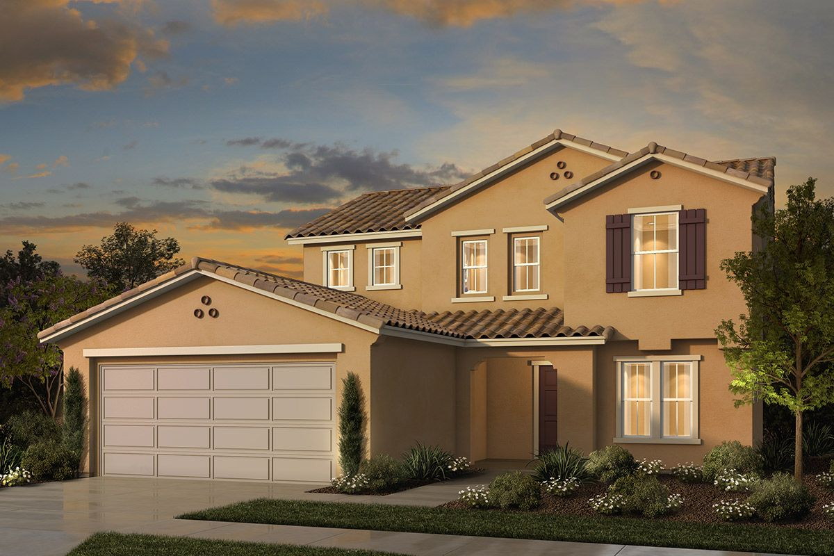 Single Family for Sale at Montego - Plan 3 3347 Montego Ave. Stockton, California 95205 United States