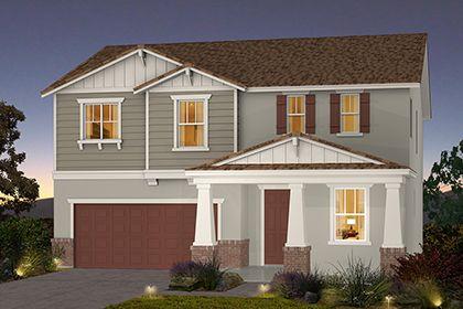 Single Family for Sale at Avalon - The Brecher 10301 Petty Lane Stockton, California 95212 United States