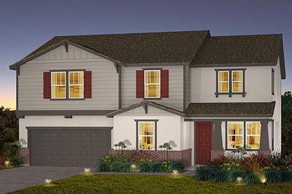Single Family for Sale at Avalon - The Pearl 10301 Petty Lane Stockton, California 95212 United States