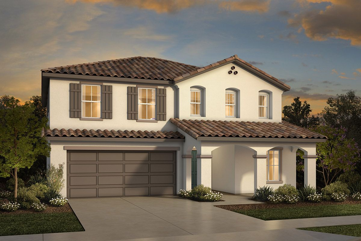 Single Family for Sale at Montego - Plan 4 3347 Montego Ave. Stockton, California 95205 United States