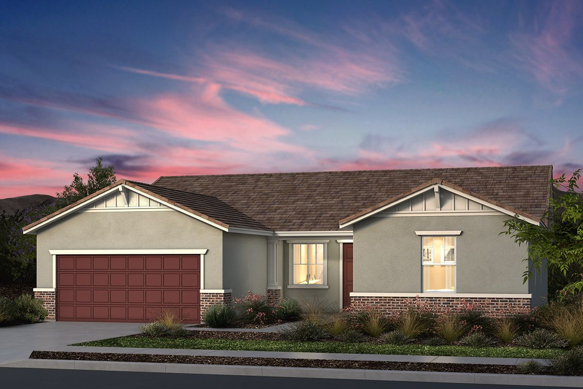 Single Family for Sale at Plan 3105 275 Springfield Drive Manteca, California 95337 United States