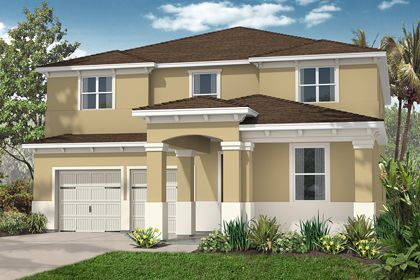 Photo of Plan 2804 in Orlando, FL 32836