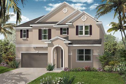 Photo of Plan 3530 in Orlando, FL 32824