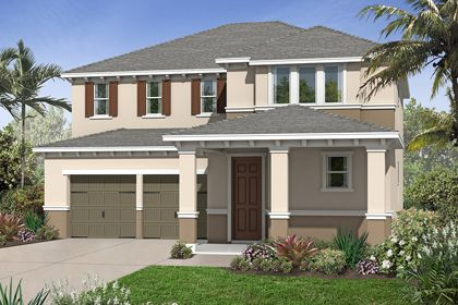 Photo of Plan 2431 in Orlando, FL 32836