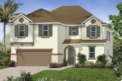 Kb home sawgrass sawgrass pointe plan 2663 1181360 for House of floors orlando florida