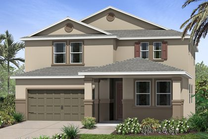 Photo of Plan 3009 - Modeled in Kissimmee, FL 34741