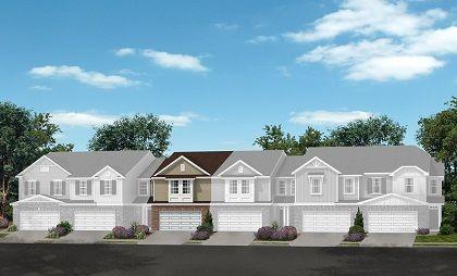 Single Family for Sale at Glencroft - The Magnolia Basement 4501 Cary Glen Blvd Morrisville, North Carolina 27560 United States
