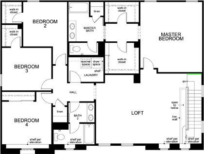 7380 blue oak road riverside ca 92507 new home in mission for Highgrove house floor plan