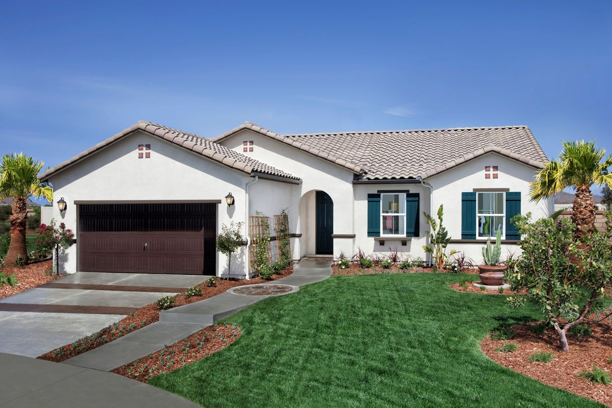 Single Family for Sale at Residence 2697 Modeled 25356 Hitch Rail Lane Menifee, California 92584 United States