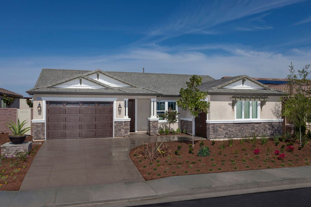 Single Family for Sale at Residence 2894 Modeled 30146 Old Ct Murrieta, California 92563 United States
