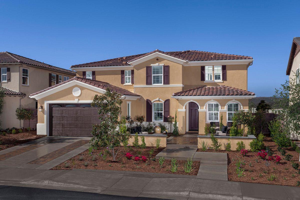 Single Family for Sale at Residence 3379 Modeled 30175 Mahogany Street Murrieta, California 92563 United States