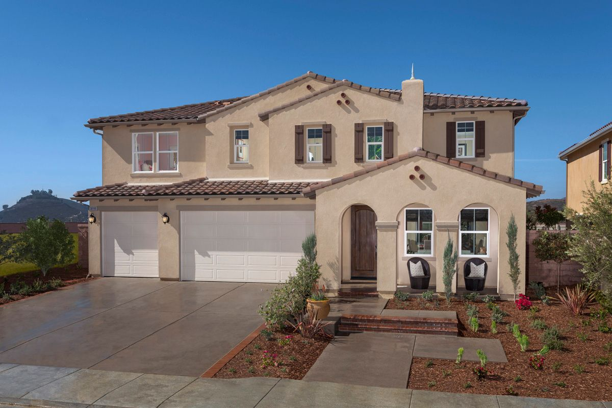 Ironwood at mahogany hills new homes in murrieta ca by kb home for Ironwood homes