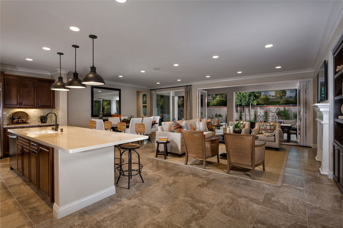 Single Family for Sale at Residence Four Modeled 39122 Crown Ranch Rd Temecula, California 92591 United States