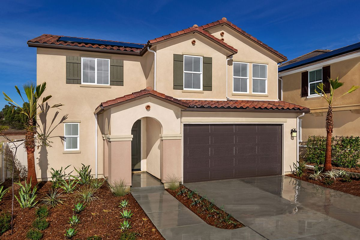 Single Family for Active at Sweetwater Place - Residence One 10664 Busch St. Spring Valley, California 91978 United States