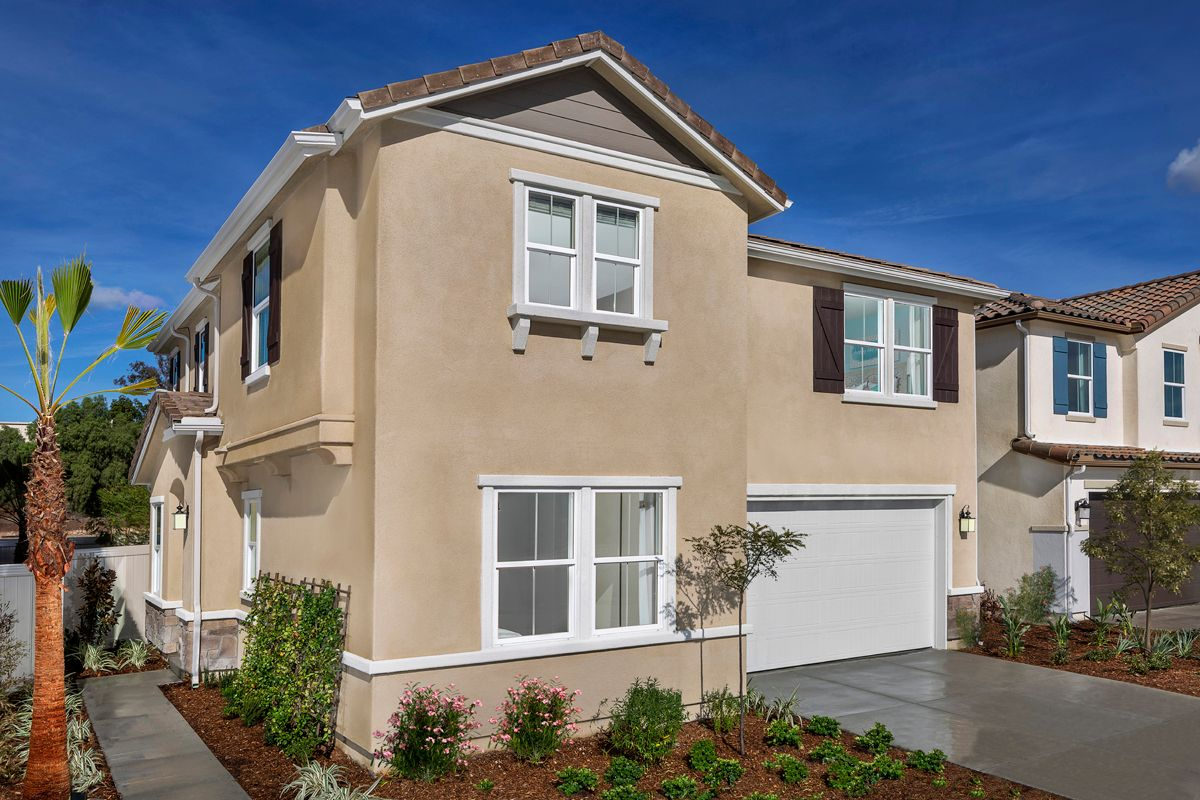 Single Family for Active at Sweetwater Place - Residence Three 10664 Busch St. Spring Valley, California 91978 United States
