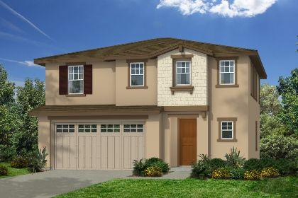 Single Family for Sale at Ridgeline - Residence One Modeled 8613 Orchard Bloom Way Lakeside, California 92040 United States
