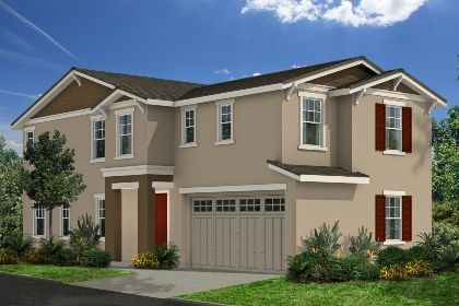 Single Family for Sale at Ridgeline - Residence Two Modeled 8613 Orchard Bloom Way Lakeside, California 92040 United States
