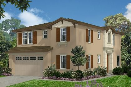 Single Family for Sale at Ridgeline - Residence Three Modeled 8613 Orchard Bloom Way Lakeside, California 92040 United States