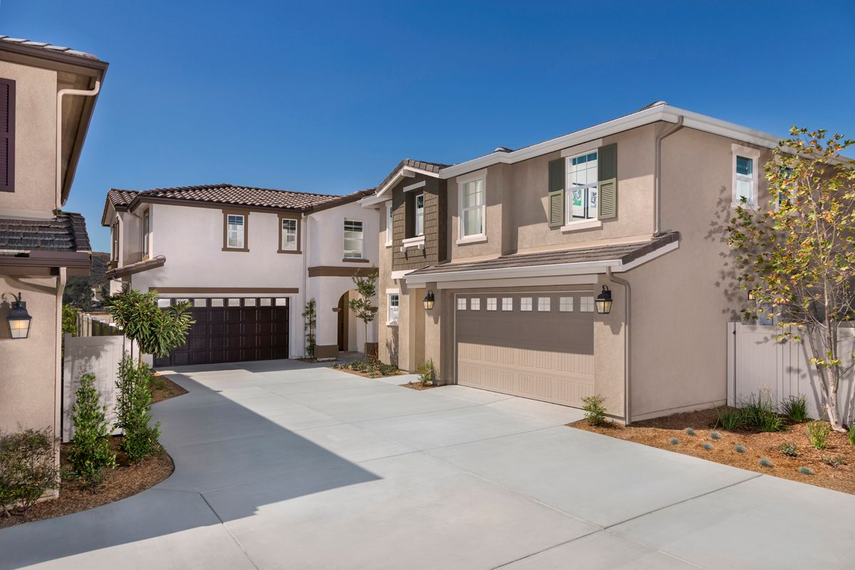Single Family for Sale at Residence Three Modeled 13220 Cuyamaca Vista Drive Lakeside, California 92040 United States