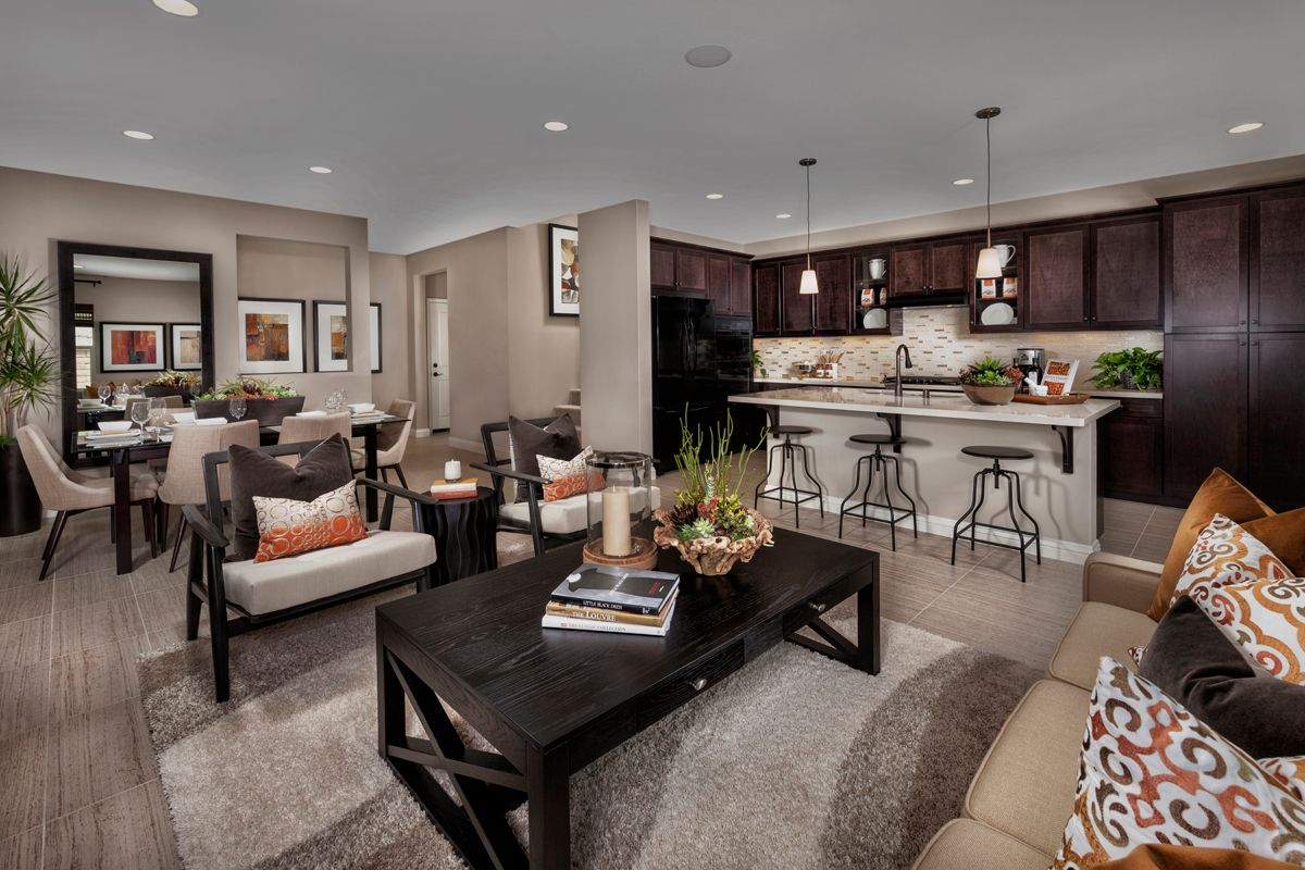 Single Family for Sale at Residence Three Modeled 13211 Cuyamaca Vista Drive Lakeside, California 92040 United States