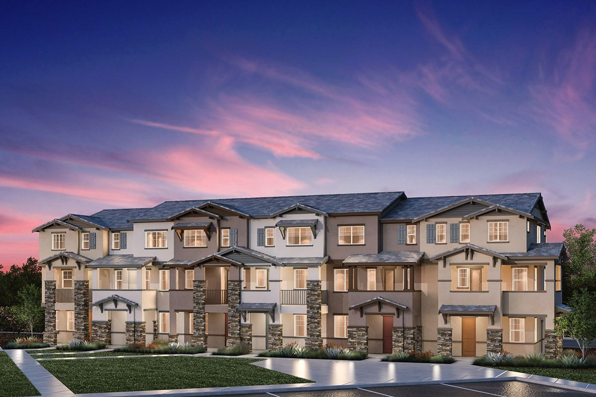 Multi Family for Sale at Plan 1 212 Spring Harvest Rd Hayward, California 94544 United States