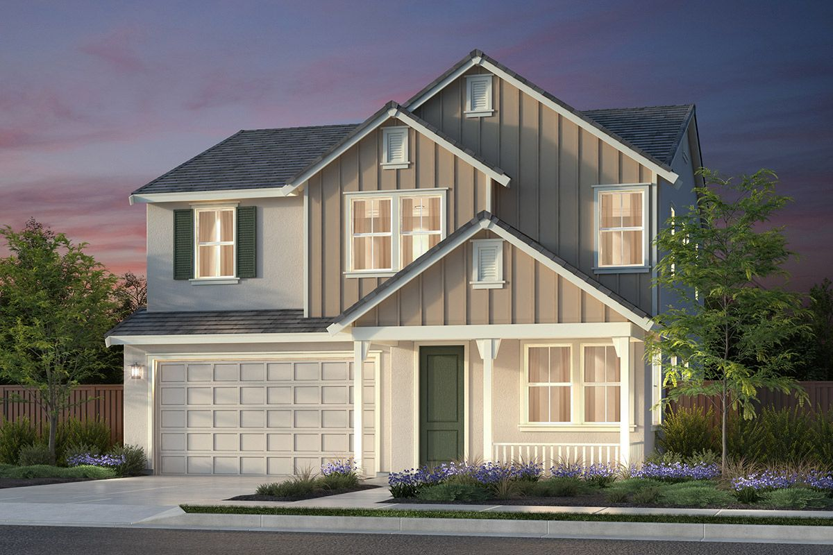 Single Family for Active at Primrose At Sanctuary Village - Plan 3 39815 Spadefoot Ave. Newark, California 94560 United States