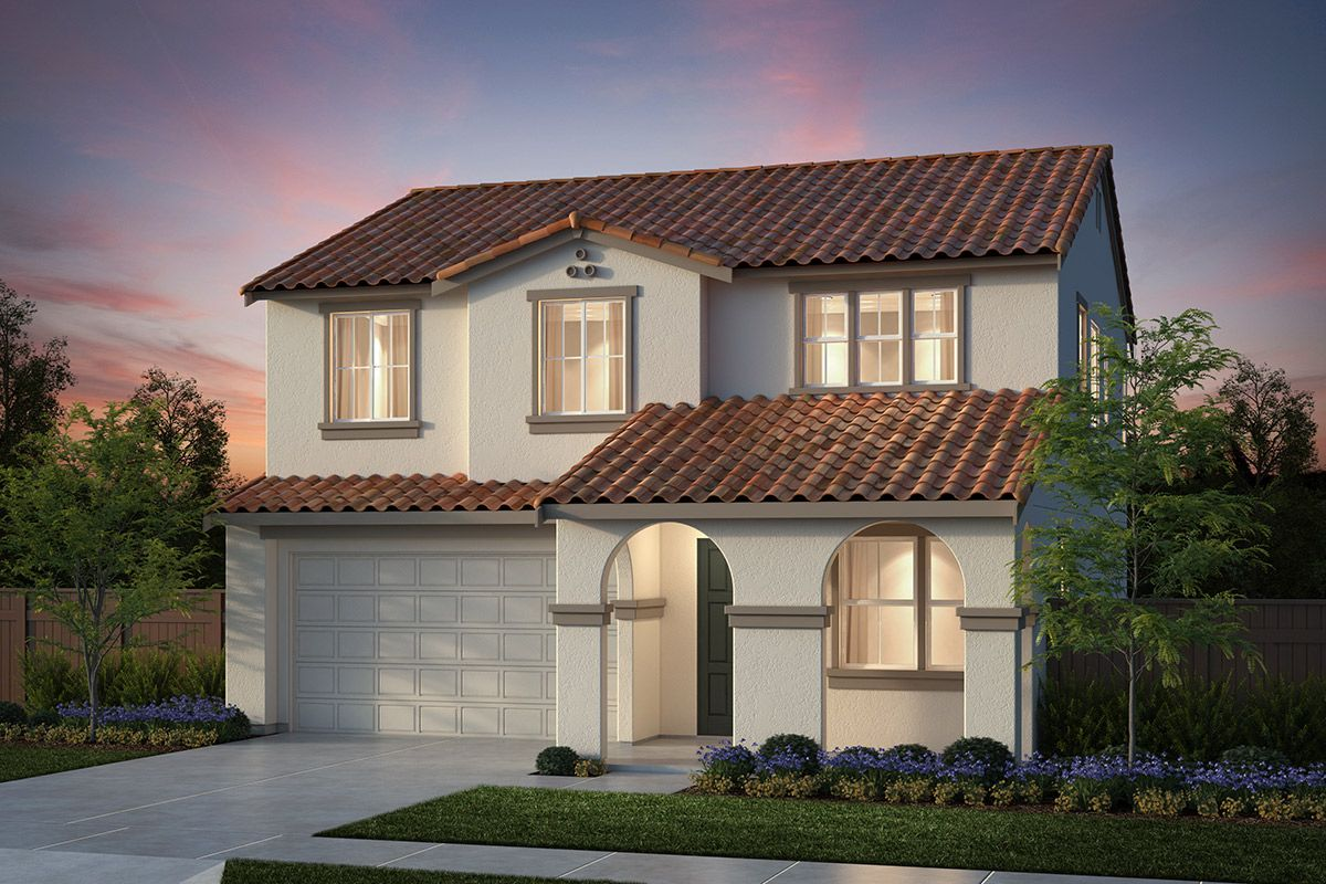 单亲家庭 为 销售 在 Monte Bella - Plan 2 Modeled 1203 Palermo Court Salinas, California 93905 United States