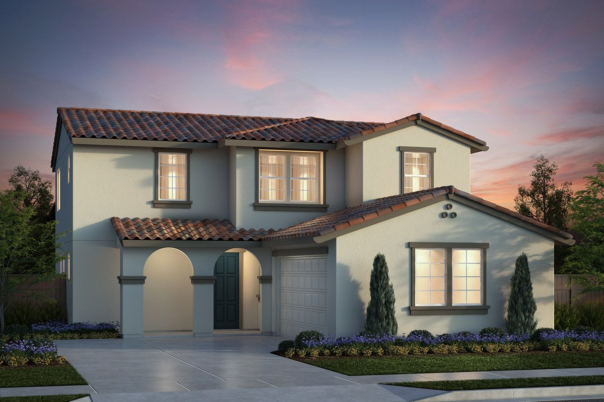 单亲家庭 为 销售 在 Monte Bella - Plan 3 Modeled 1203 Palermo Court Salinas, California 93905 United States