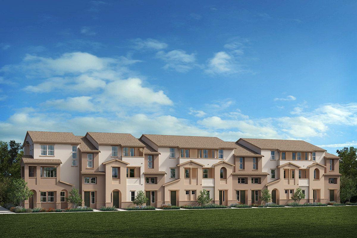单亲家庭 为 销售 在 Link 33 - Plan 2 Modeled 601 El Camino Real Redwood City, California 94063 United States